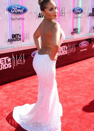 Adrienne Bailon: 2014 BET Awards