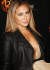Adrienne Bailon hot in see through dress at Escape To Total Rewards-04