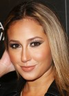 Adrienne Bailon hot in see through dress at Escape To Total Rewards-08