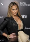 Adrienne Bailon hot in see through dress at Escape To Total Rewards-09