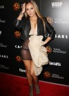 Adrienne Bailon hot in see through dress at Escape To Total Rewards-11