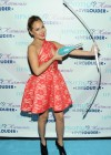 Adrienne Bailon In Hot Dress at HPNOTIQ Liqueurs Valentines Day Cocktail Recipe Launch-03