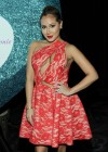 Adrienne Bailon In Hot Dress at HPNOTIQ Liqueurs Valentines Day Cocktail Recipe Launch-06