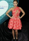 Adrienne Bailon In Hot Dress at HPNOTIQ Liqueurs Valentines Day Cocktail Recipe Launch-08