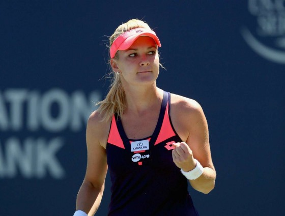Agnieszka Radwanska - Rogers Cup 2013 Toronto -01   GotCeleb