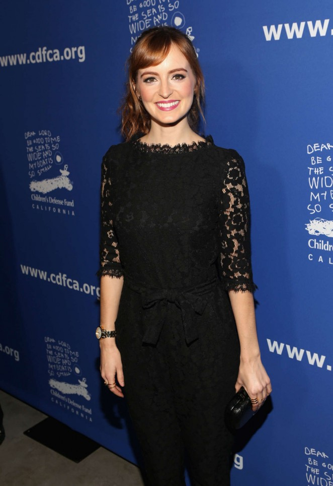 Ahna O'Reilly - 24th Annual Beat The Odds Awards in Culver City