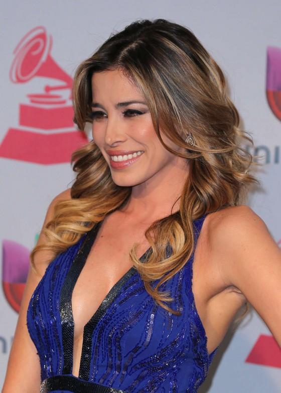 Aida Yespica – 14th annual Latin Grammy awards in Las Vegas