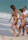 Aida Yespica - Bikini in Miami-10