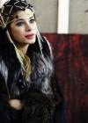 Aida Yespica on the set of UnderSense -01