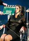 Aida Yespica on the set of UnderSense -04