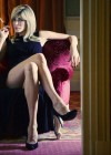 Aida Yespica on the set of UnderSense -27