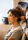 Aida Yespica on the set of UnderSense -36