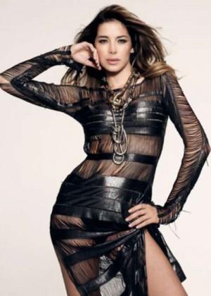 Aida Yespica: Sharp Magazine -02
