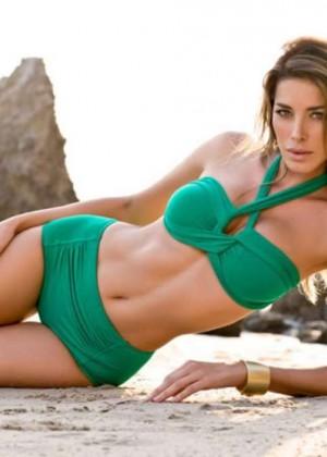 Aida Yespica: Sharp Magazine -06