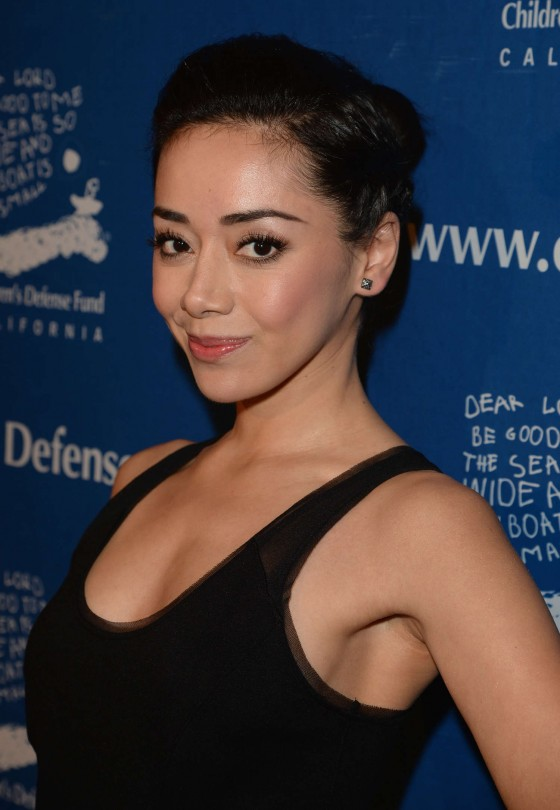 Aimee Garcia – 23rd Annual Beat The Odds Awards in Beverly Hills