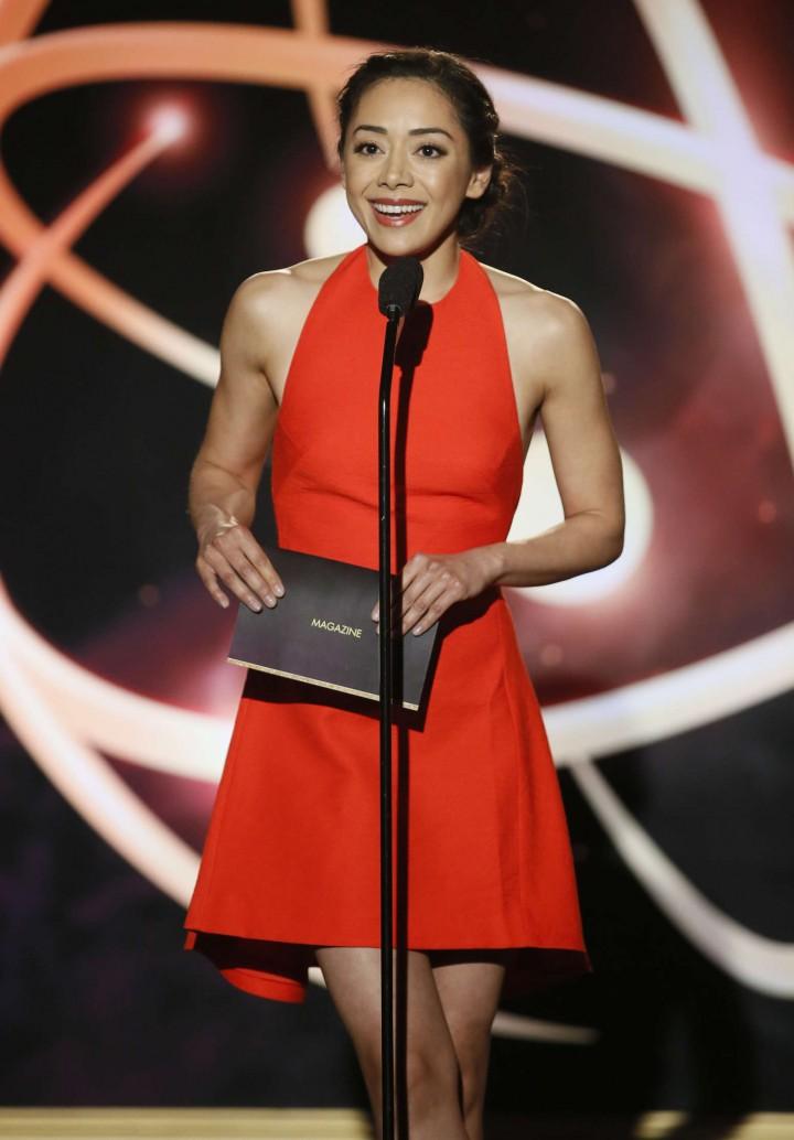 Aimee Garcia – 2014 College Television Awards -07