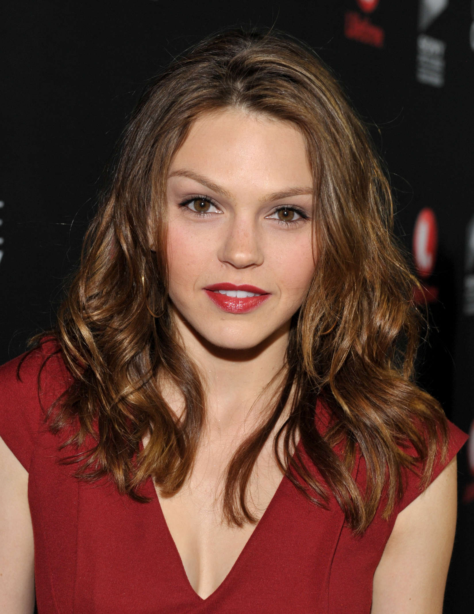Aimee Teegarden At Call Me Crazy A Five Film Premiere 23