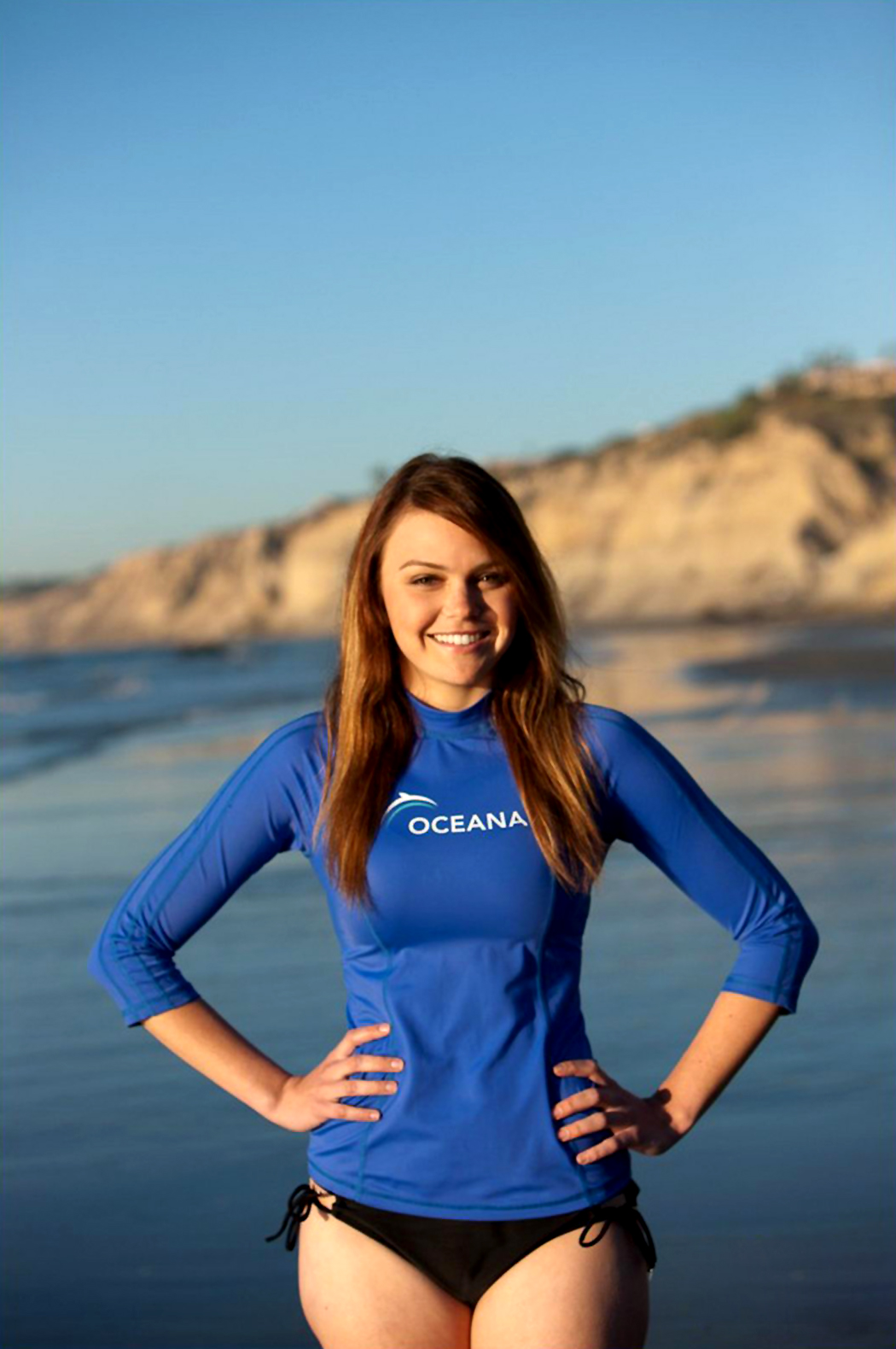 Aimee Teegarden 2012 : Aimee Teegarden – PSA for Oceana-01