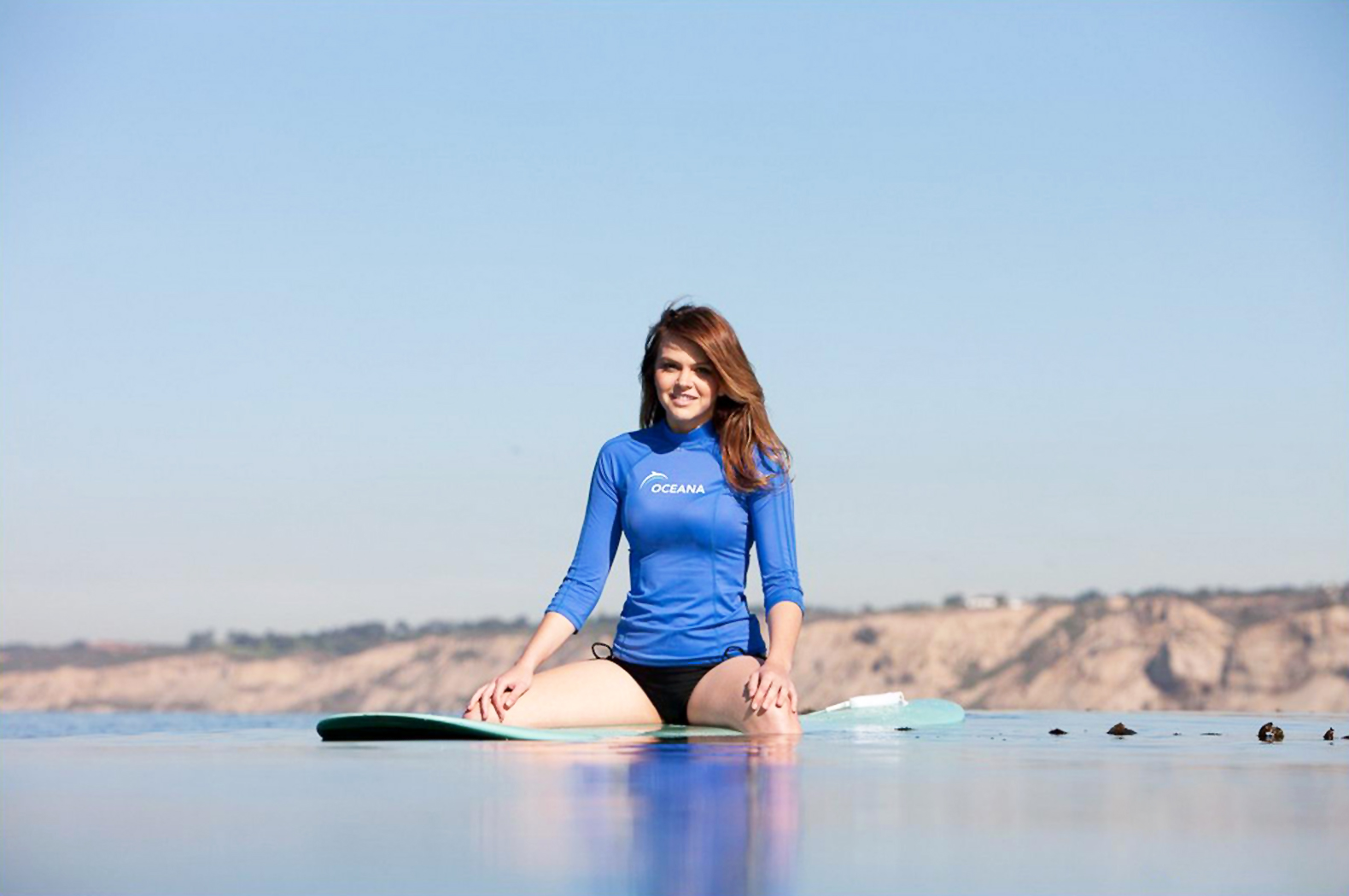 Aimee Teegarden 2012 : Aimee Teegarden – PSA for Oceana-04
