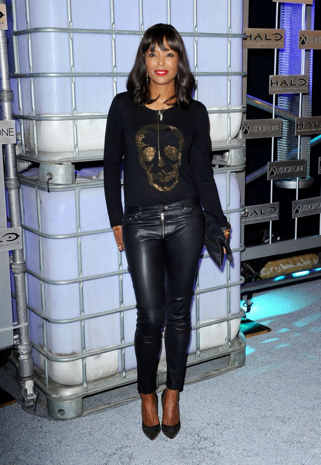 Aisha Tyler - HaloFest 'Halo: The Master Chief Collection' Launch Event in Hollywood