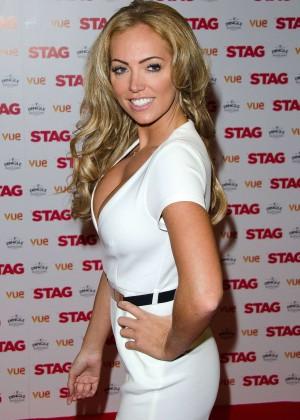 Aisleyne Horgan Wallac: Stag Premiere -04