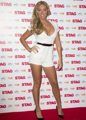 Aisleyne Horgan Wallac: Stag Premiere -05