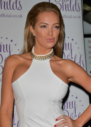 Aisleyne Horgan Wallace - Amy Childs Clothing 3rd Anniversary Party in London