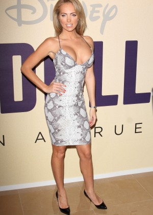"Aisleyne Horgan Wallace - ""Million Dollar Arm"" Screening in London"