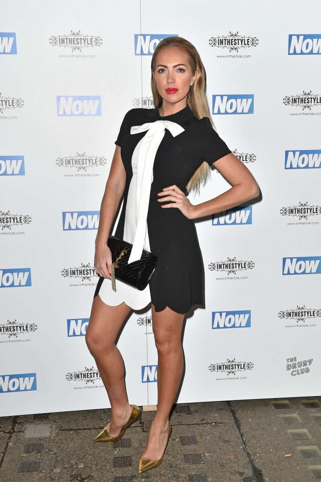 Aisleyne Horgan Wallace – Now Christmas Party in London