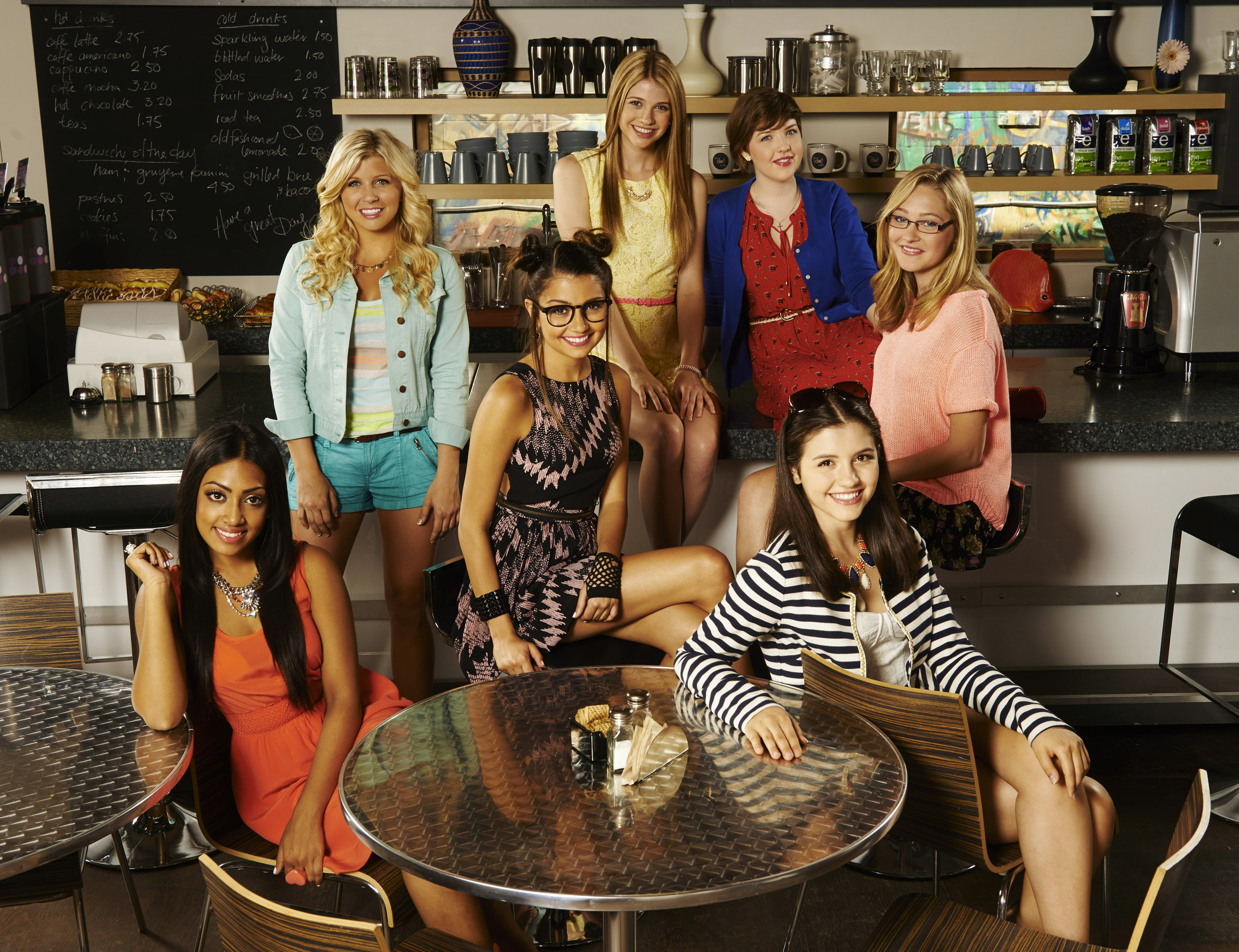 Pics of the degrassi girls — photo 12