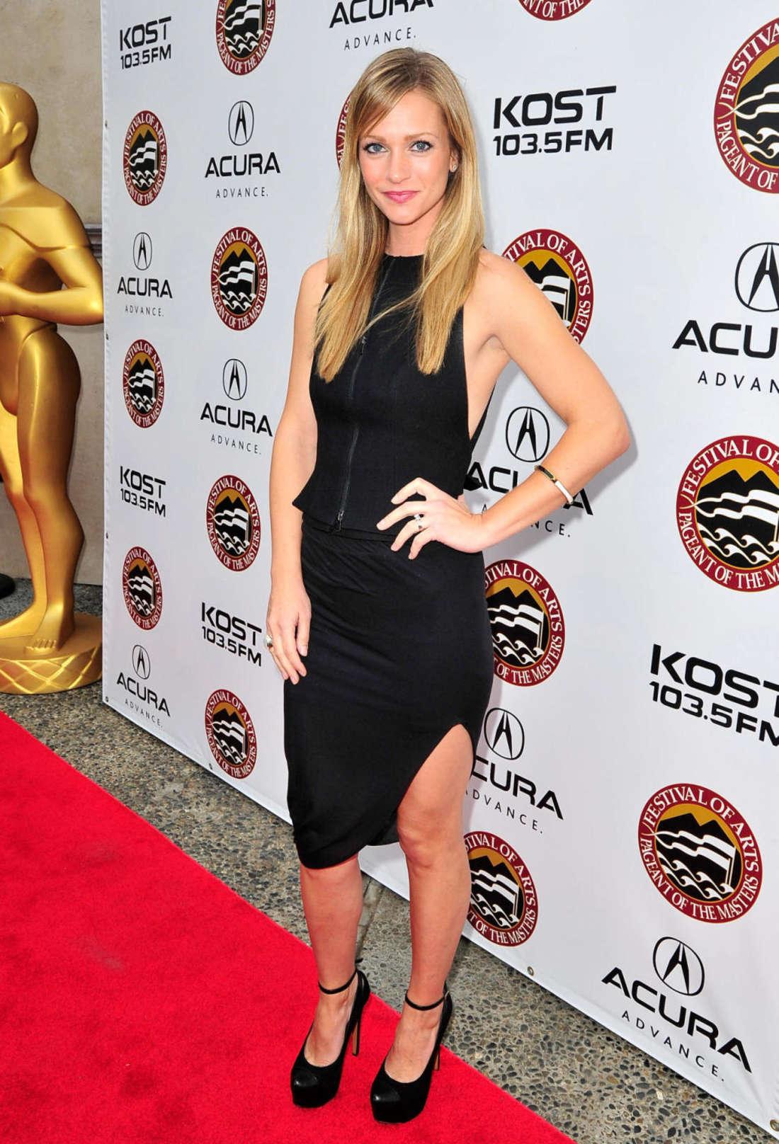 Acura Santa Monica >> AJ Cook Photos: 2013 Acura KOST Celebrity Benefit Concert ...