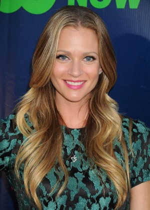 AJ Cook at 2014 TCA Summer Press Tour CBS -03
