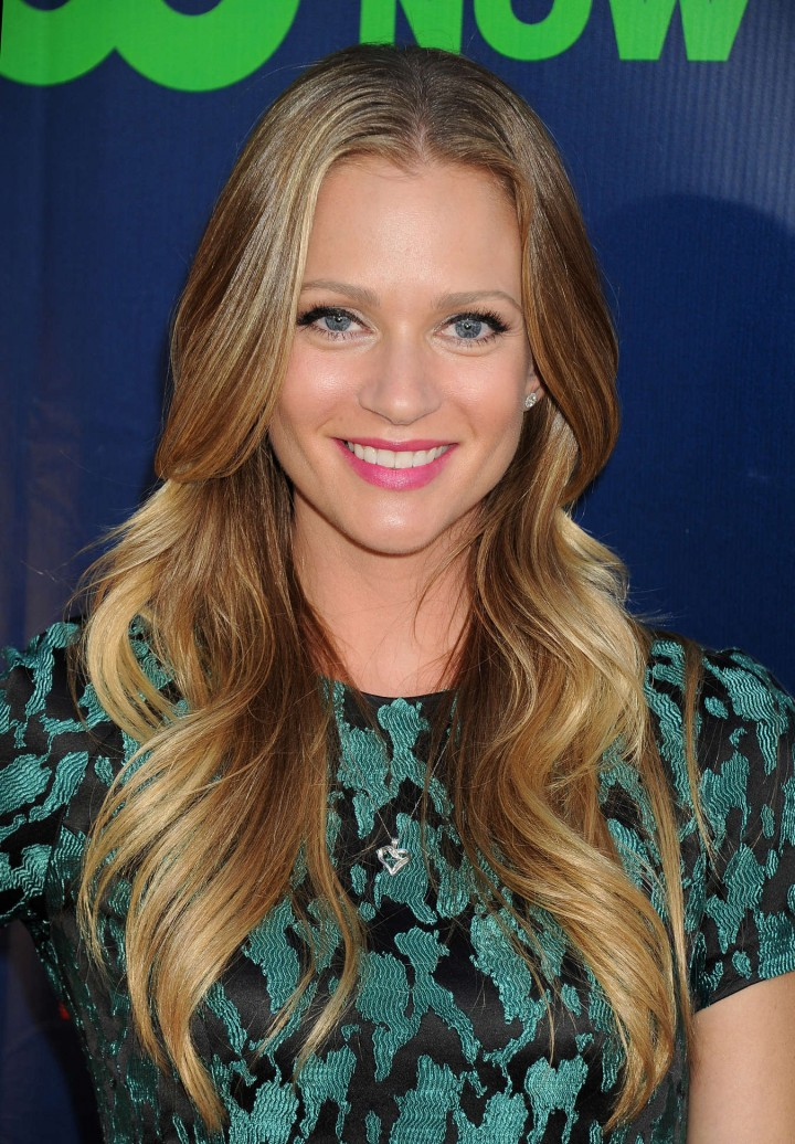 AJ Cook at 2014 TCA Summer Press Tour CBS, CW And Showtime Party