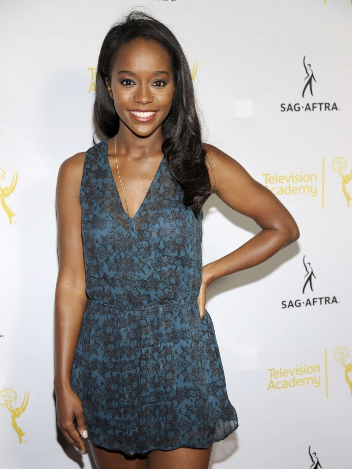 Aja Naomi King - Emmy Awards Dynamic and Diverse Nominee Reception in North Hollywood