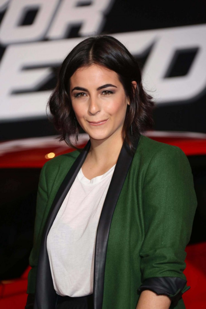 Alana Masterson: Need For Speed Premiere -01