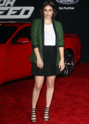 Alana Masterson: Need For Speed Premiere -03