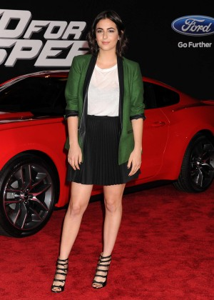 Alana Masterson: Need For Speed Premiere -05