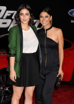 Alana Masterson: Need For Speed Premiere -06