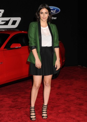 Alana Masterson: Need For Speed Premiere -07