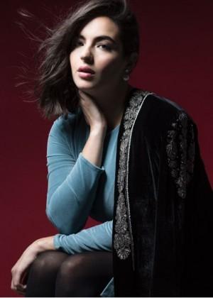 Alanna Masterson - Filler Magazine (November 2014)