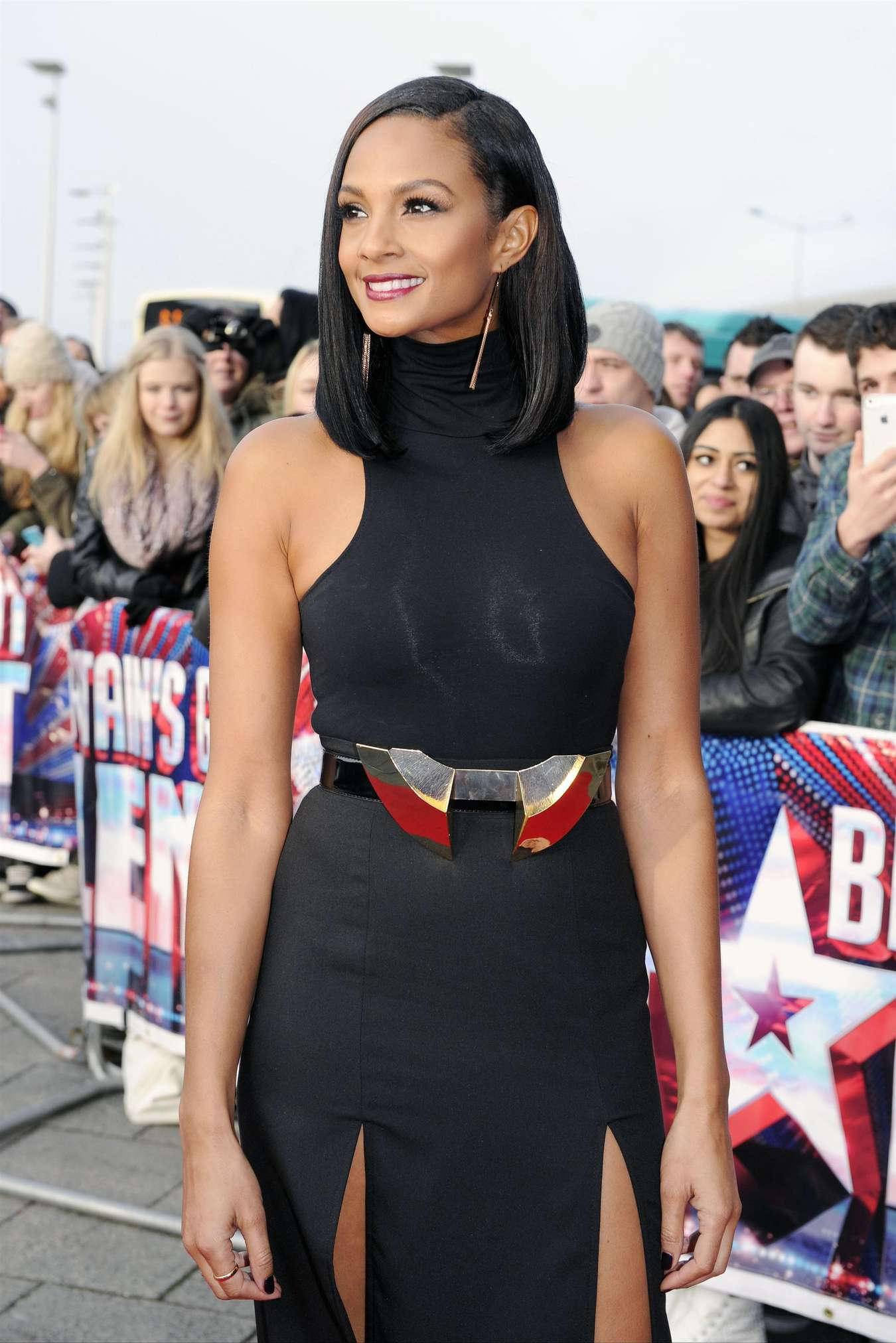 Alesha Dixon - 2013 Britain's got talent auditions in Cardiff