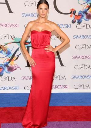 Alessandra Ambrosio - 2014 CFDA Fashion Awards in NY -03