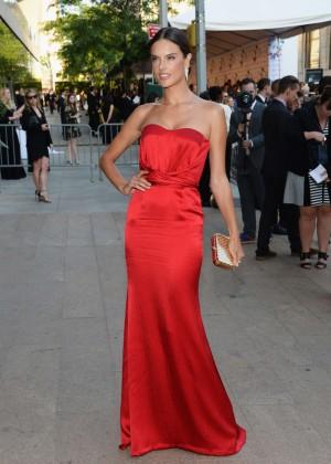 Alessandra Ambrosio - 2014 CFDA Fashion Awards in NY -07