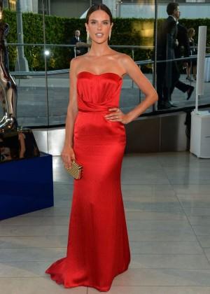 Alessandra Ambrosio - 2014 CFDA Fashion Awards in NY -08