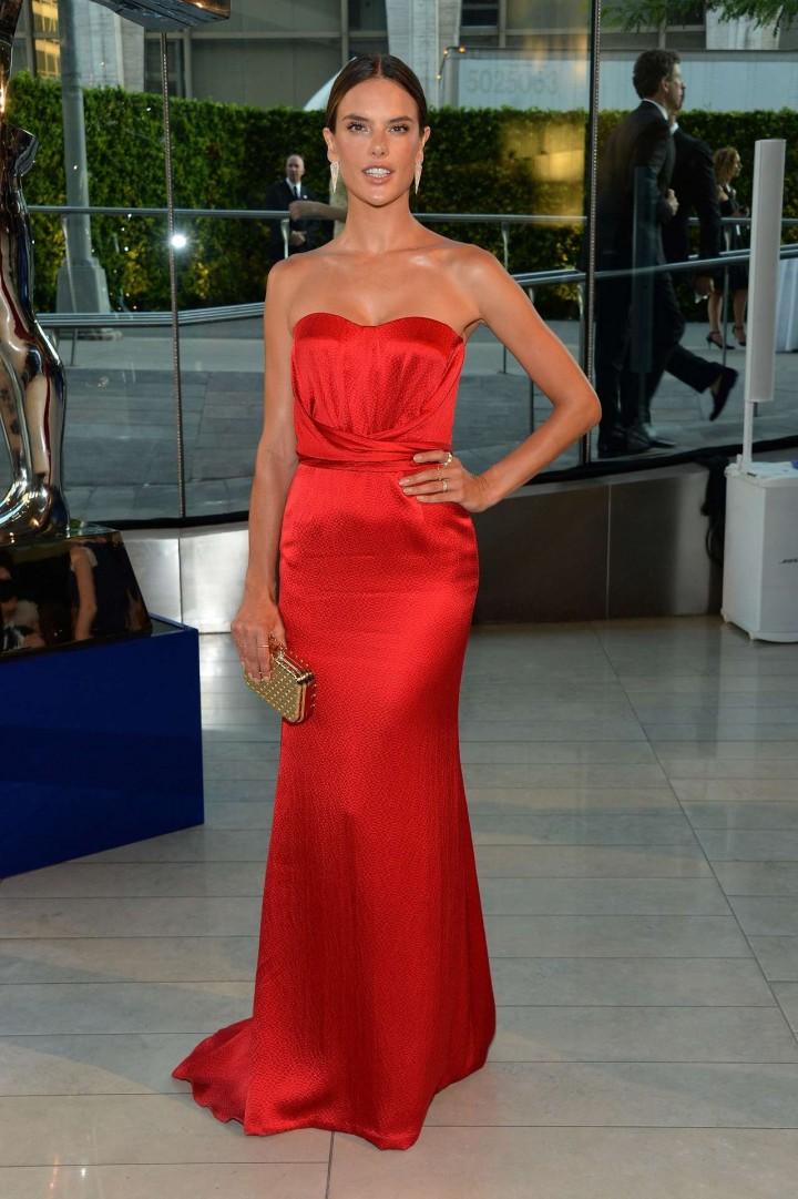 Alessandra Ambrosio – 2014 CFDA Fashion Awards in NY -08