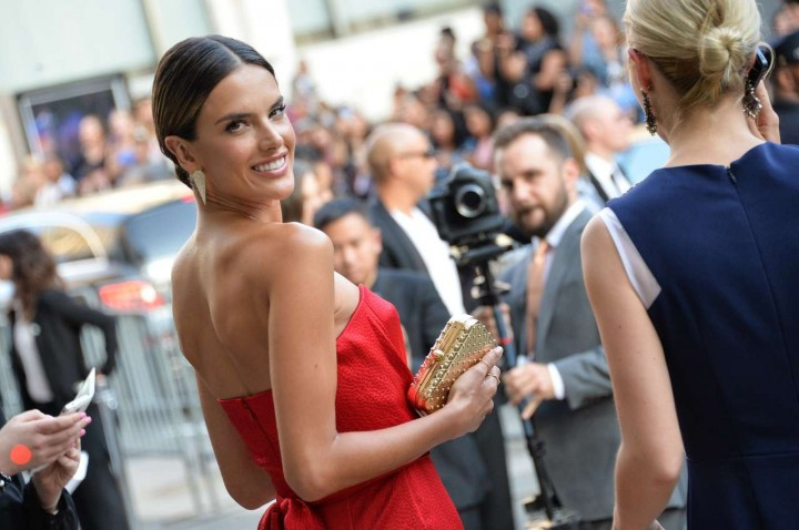 Alessandra Ambrosio – 2014 CFDA Fashion Awards in NY -09