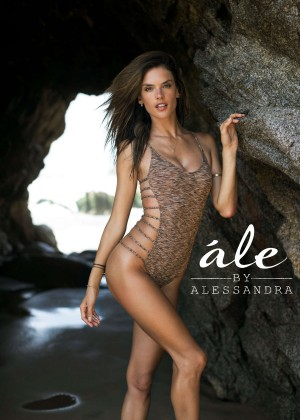 Alessandra Ambrosio Ale by Alessandra Swimwear 2014