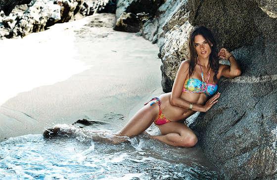 Alessandra Ambrosio 2014 : Alessandra Ambrosio: ale by Alessandra Swimwear 2015 -10