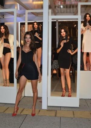 Alessandra Ambrosio: 2014 Schultz Winter Collection Fashion Show -04