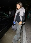 Alessandra Ambrosio Arriving at LAX Airport